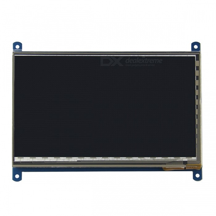 "7"" Capacitive Touch Screen for Raspberry Pi 3 Model B / 2B / B+ / B"