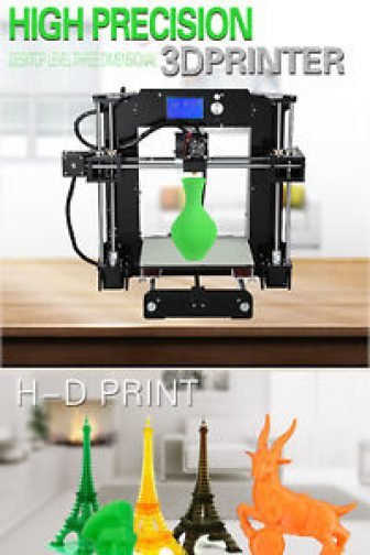 Anet® A6 3D Printer DIY Kit 1.75mm / 0.4mm Support ABS /...