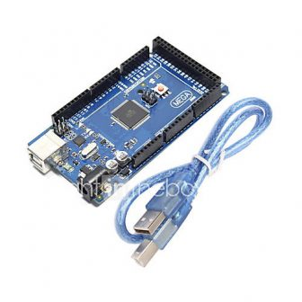 Improved Funduino Mega 2560 R3 Module for (For Arduino) (Compatible with Official...