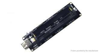 18650 Battery Shield Expansion Board