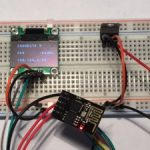 ESP-01 ESP8266 OLED i2C DISPLAY ECRAN LD1117V33 scanner wifi