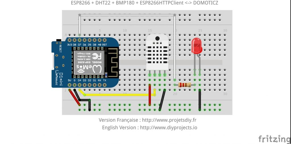 ESP8266 Wi-Fi Arduino upload to Xively and T