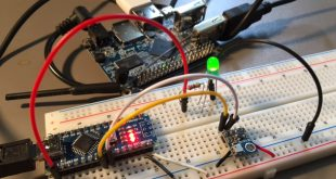 orangepi lite node-red johnny-five arduino gpio firmata