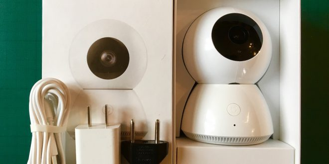 xiaomi mijia camera panoramic 360 ip cam