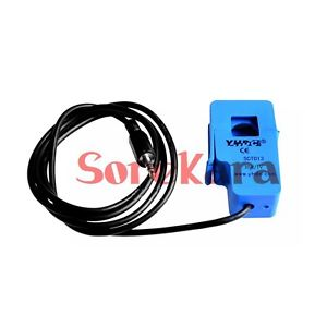 10A SCT-013-010 Non-invasive AC Current Sensor Split Core Current Transformer 1V