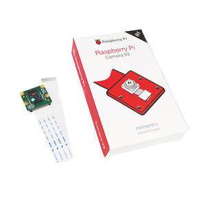 Element14 Original New Raspberry Pi 3 Camera V2 Video Module 8MP