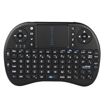 IPazzPort Mini 2.4G Multi-functional Wireless Keyboard For Raspberry Pi