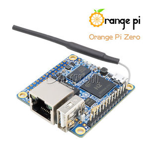 Orange Pi Zero 512MB H2 PC Compatible Android Ubuntu WiFi SBC Replace Raspberry