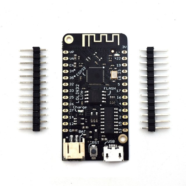 WEMOS LOLIN32 Lite V1.0.0-wifi & bluetooth conseil basé ESP-32 esp32 Rev1 MicroPython 4 MB FLASH
