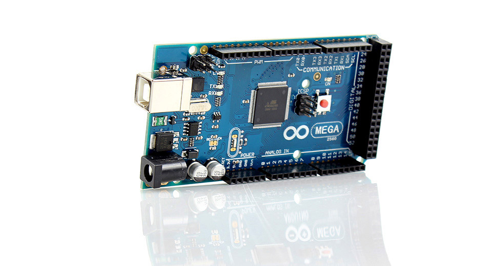 Arduino Mega 2560 Development Board w/USB