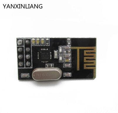 NRF24L01 NRF24L01+ Wireless Module 2.4G Wireless Communication Module Upgrade Module