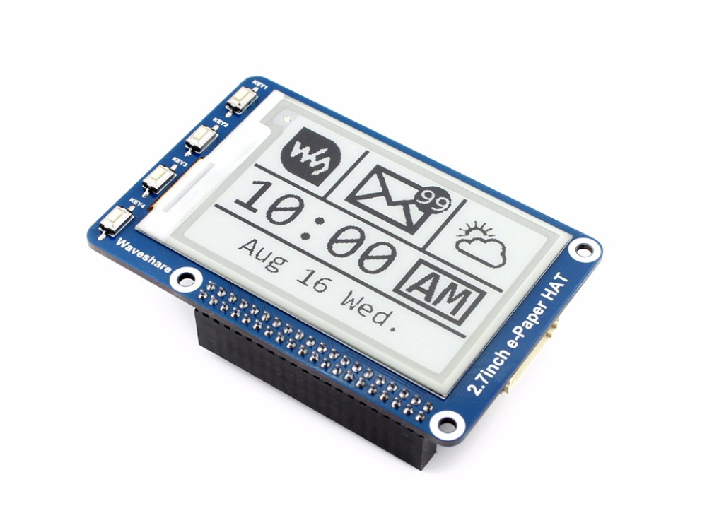Weather station with ePaper display (Dashboard) for Jeedom on
