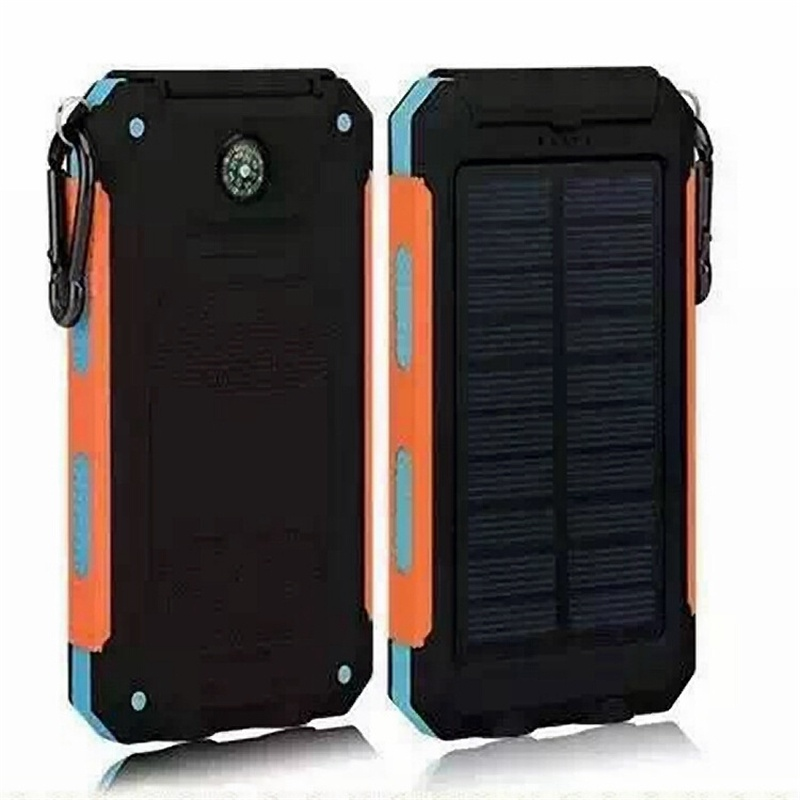 #Deal: 5V Solar Powerbank up to 30000mAh for Arduino, ESP8266, ESP32,  Raspberry Pi projects