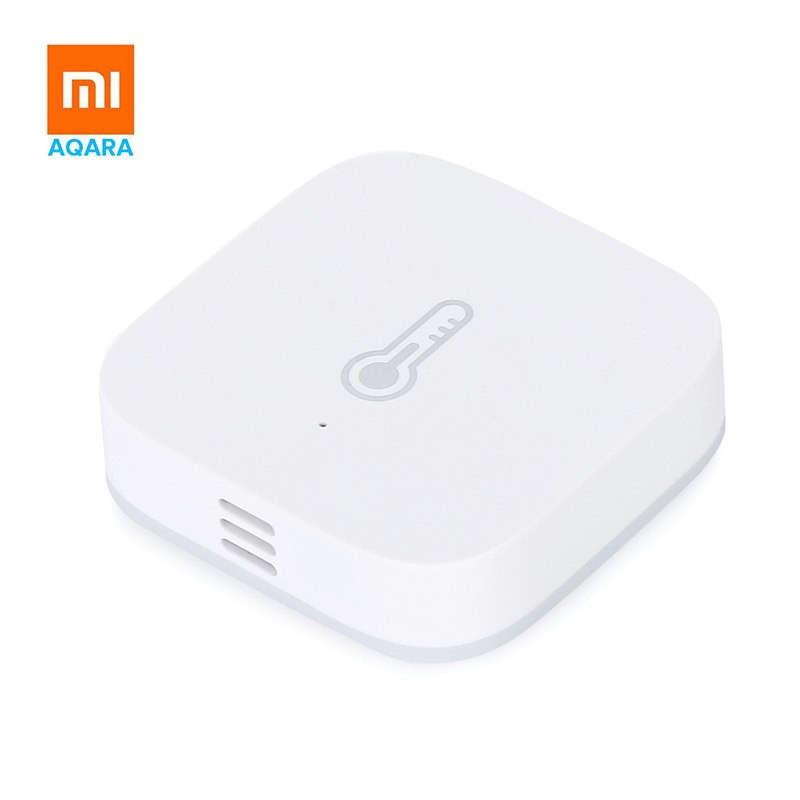 New Aqara Temperature Humidity Environment Sensor Air Pressure Smart Home Wireless Control Via Mihome APP
