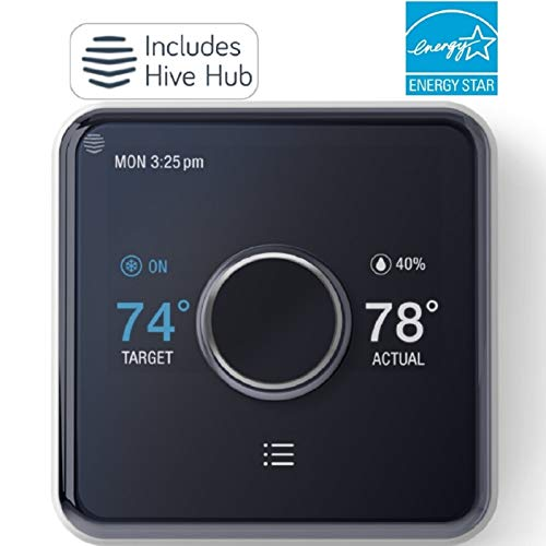#DEAL connected thermostats compatible Home Assistant and Homy