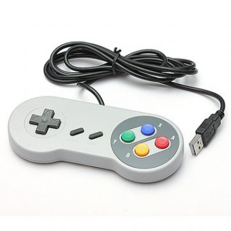 Python library evdev on Raspberry Pi to use a Gamepad in